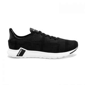 NWOTB BROOKS Mens Pure Beat Sneaker Black Size 14